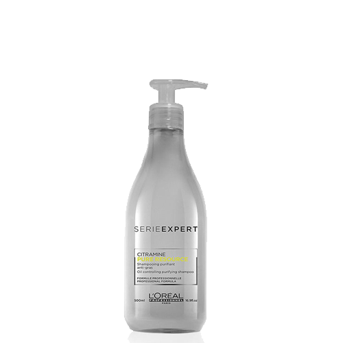Loreal Seri Expert Pure Resource Shampoo